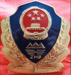 安保系列帽徽
